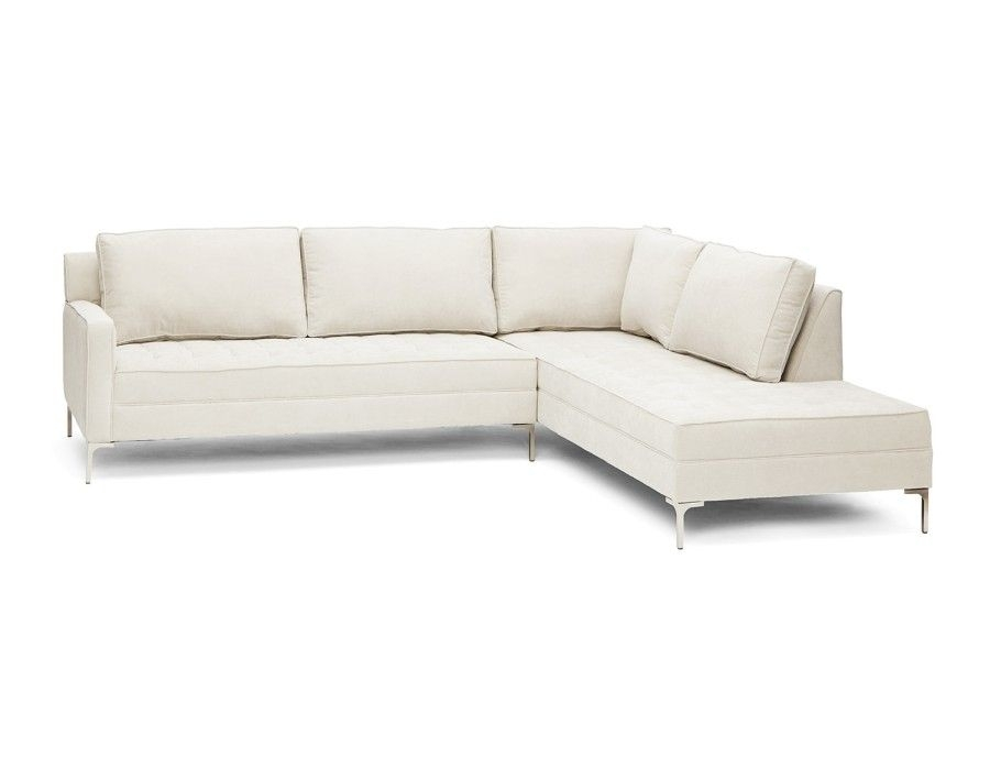Miami Sectional Sofa Right | Taupe, Living Rooms And Room In Miami Sectional Sofas (Image 3 of 10)