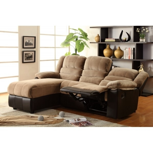 Miami Sectional With Recliner 600×600 Reclining Sectional Sofa With Intended For Miami Sectional Sofas (Image 4 of 10)