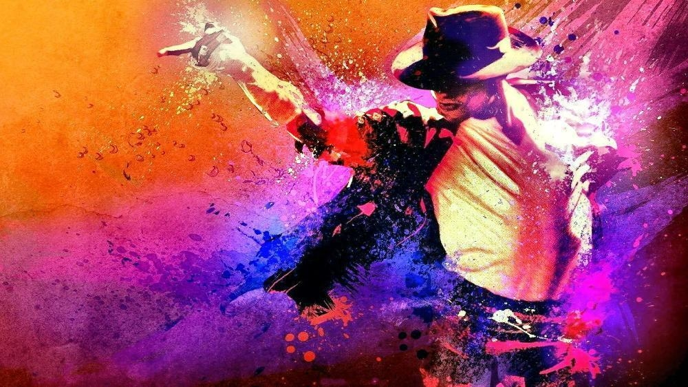 Michael Jackson Canvas Poster Print 24X36 Inch Art Silk Poster With Michael Jackson Canvas Wall Art (View 12 of 20)