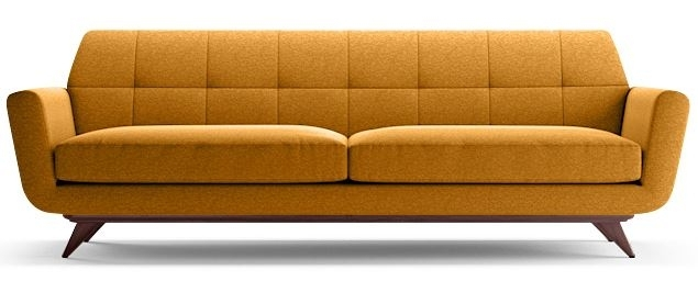 Mid Century Modern Furniture 'manu Tailer' Joybird Furniture Pertaining To Cheap Retro Sofas (Image 5 of 10)