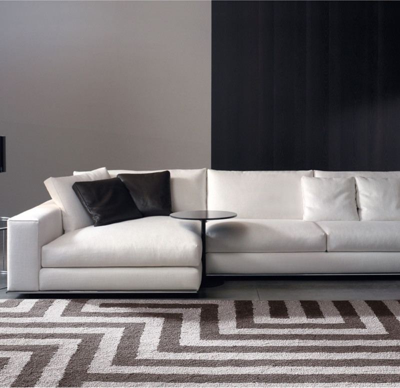 Minotti Hamilton Sectional Sofa – Modern – Sectional Sofas – Switch Within Hamilton Sectional Sofas (View 9 of 10)