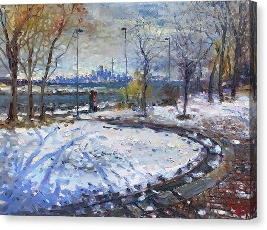 Featured Image of Mississauga Canvas Wall Art