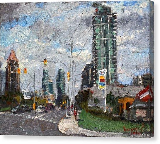 Mississauga Canvas Prints | Fine Art America Within Mississauga Canvas Wall Art (Image 17 of 20)