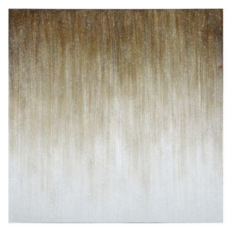 Mist Inside Glitter Canvas Wall Art (Image 12 of 20)