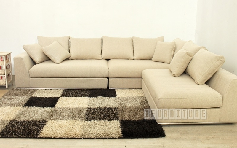 Mistral Sectional Sofa , Sofa & Ottoman, Nz's Largest Furniture With Regard To Nz Sectional Sofas (Image 9 of 10)