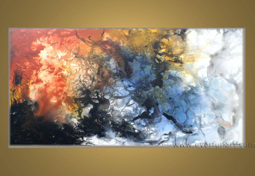 Modern Abstract Art Oil Painting Canvas – Dma Homes | #87071 Pertaining To Modern Abstract Oil Painting Wall Art (View 18 of 20)