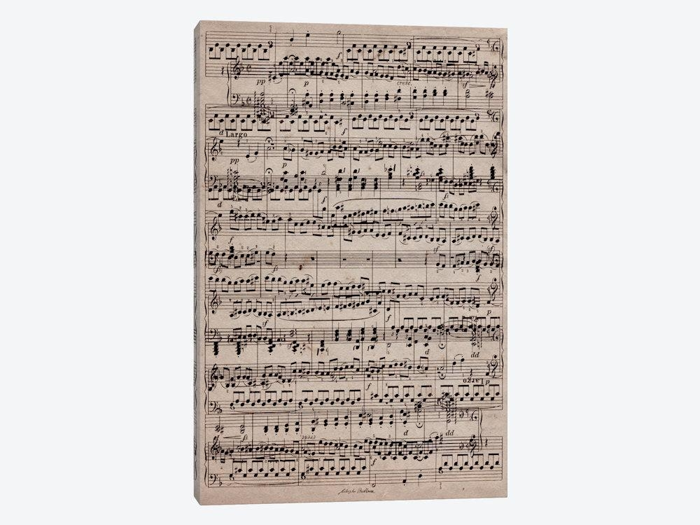 Modern Art – Sheet Music Ode To Joy Canvas Wa | 5By5Collective Throughout Joy Canvas Wall Art (Image 15 of 20)