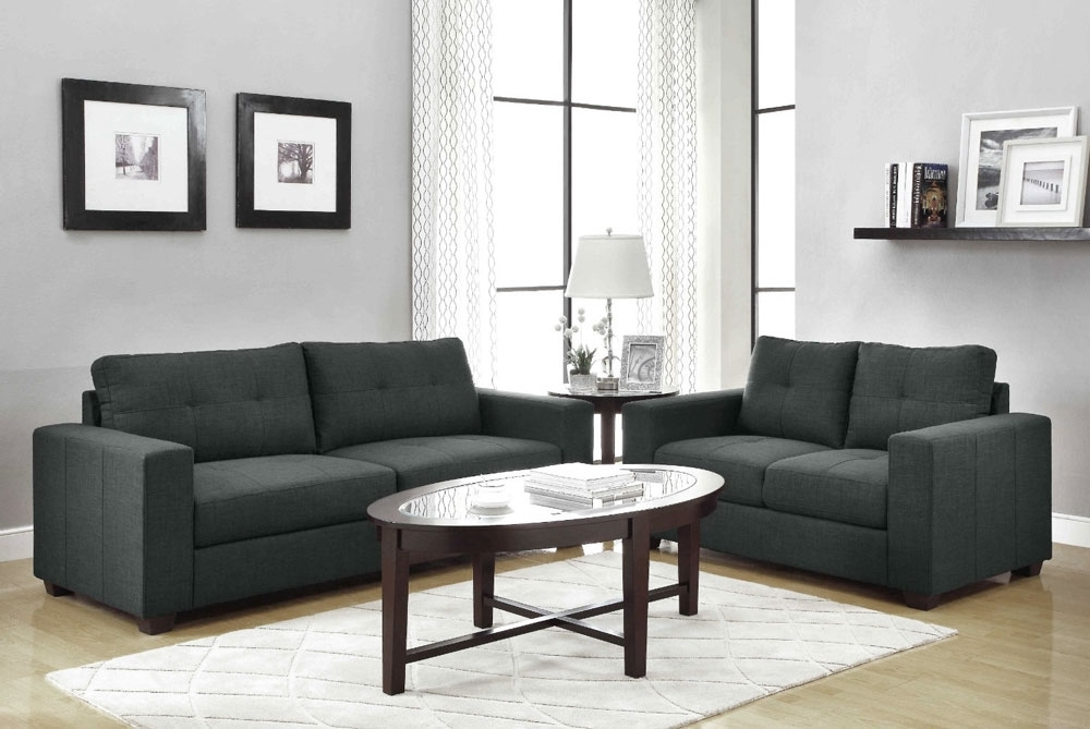 Modern Couch Sets Sofa Lovely Modern Fabric Sofa Set Best Types Of Throughout Contemporary Fabric Sofas (Image 7 of 10)