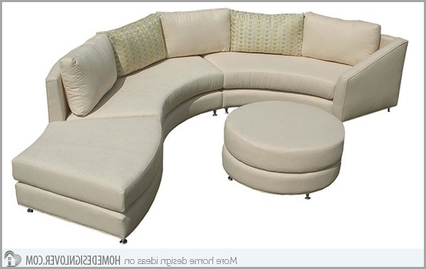 Modern Curved Sofa » Looking For Curved Sectional Sofa Modern Fabric Within Hickory Nc Sectional Sofas (View 5 of 10)
