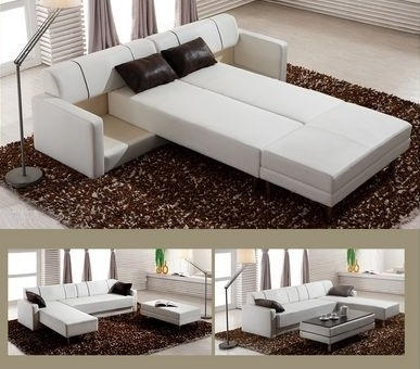 Modern Custom Leather Sofa Sectional Sofas And Sofa Furniture In With Sectional Sofas For Condos (Image 7 of 10)