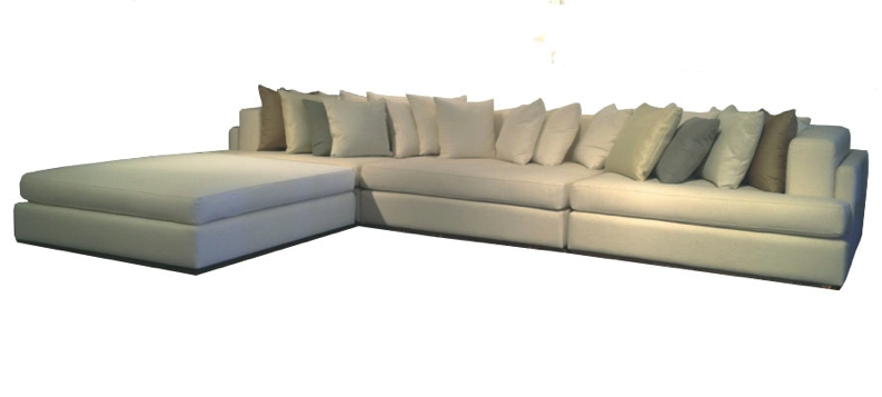 Modern Customized Sectionals | Modern Furniture With Customized Sofas (Image 10 of 10)
