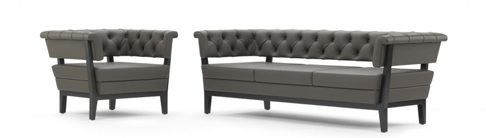 Modern Office Sofas | Hunts Office Intended For Office Sofas And Chairs (Image 4 of 10)