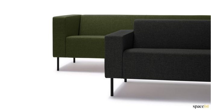 Modern Office Sofas – Reception Sofas Regarding Office Sofas (Image 2 of 10)