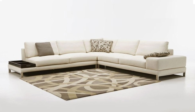Modern Sectional Sofa Awesome Modern Sectional Sofas Looking For For Contemporary Sectional Sofas (Image 4 of 10)