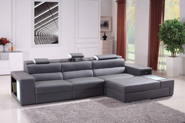Modern Sectional Sofa Bed Minimalist Duke Leather Kijiji Stock Throughout Kijiji Edmonton Sectional Sofas (Image 5 of 10)