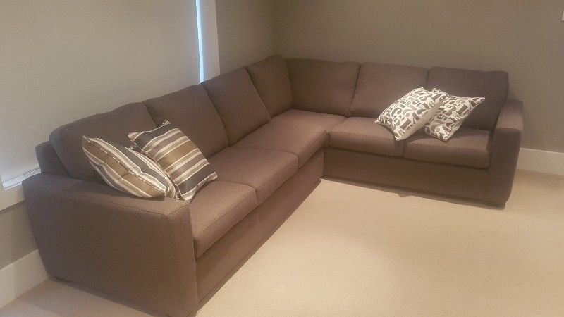 Modern Sectional Sofa | Couches & Futons | Barrie | Kijiji Intended For Sectional Sofas At Barrie (View 9 of 10)