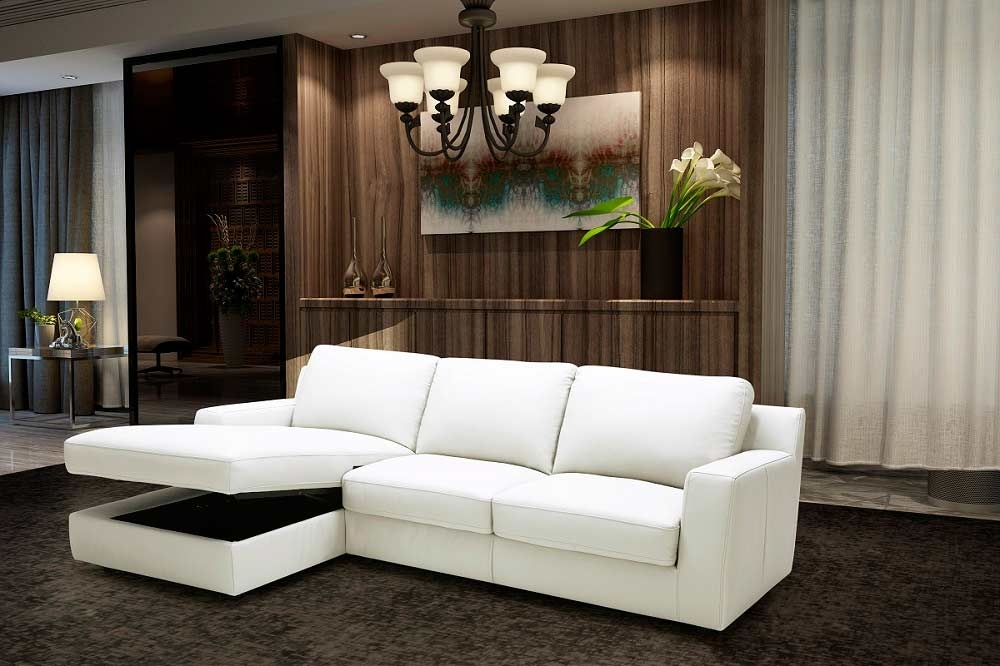 Modern Sectional Sofa Sleeper Nj Aletha | Leather Sectionals Throughout Nj Sectional Sofas (View 9 of 10)