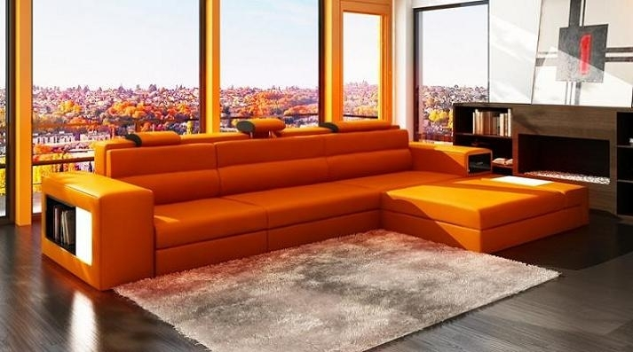 Modern Sectional Sofas And Corner Couches In Toronto, Mississauga With Regard To Sectional Sofas In Toronto (Image 8 of 10)