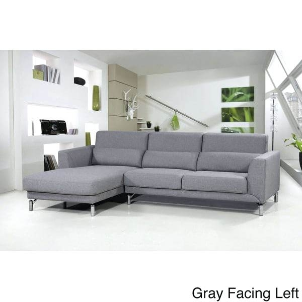 Modern Sectional Sofas For Small Spaces Canada With Chaise And Intended For Vancouver Bc Sectional Sofas (Image 3 of 10)