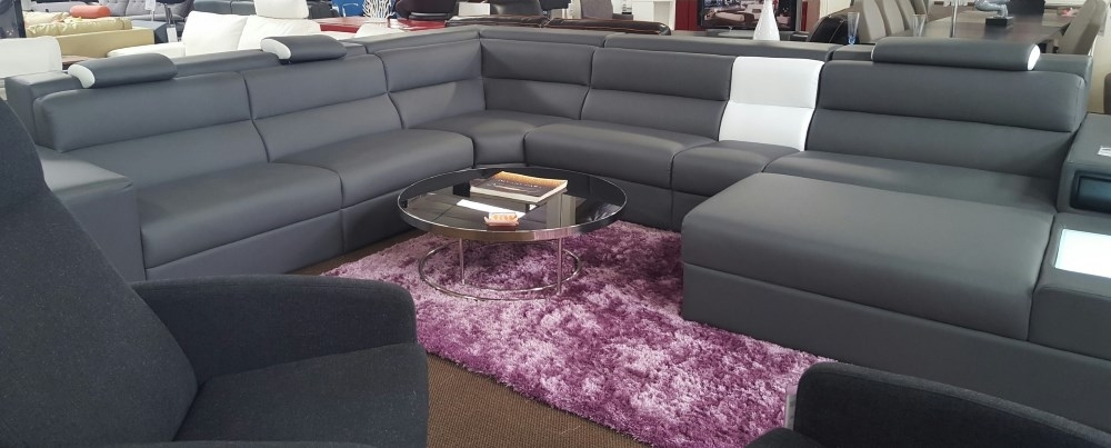 Modern Sectional Sofas Los Angeles – Dixie Furniture Within Los Angeles Sectional Sofas (View 4 of 10)