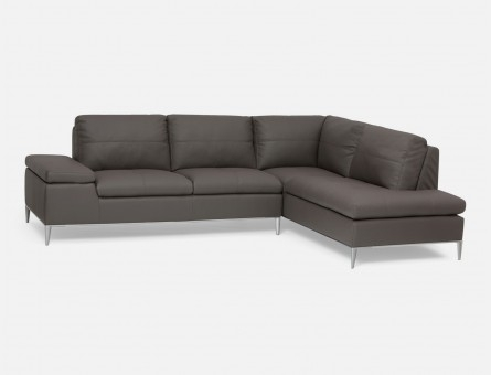 Modern Sectional Sofas – Modular Leather Couches | Structube With Structube Sectional Sofas (Image 9 of 10)