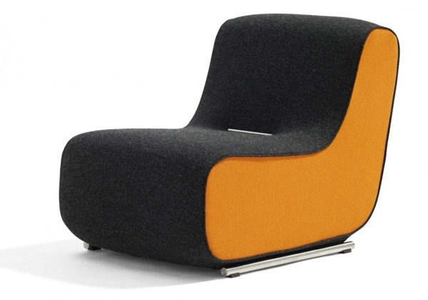 Modern Sofa Chairs And Contemporary Sofa Furniture Designs One Of Within Contemporary Sofa Chairs (Image 6 of 10)