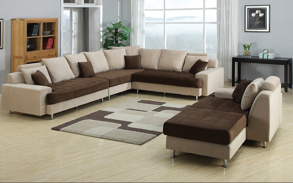 Featured Image of Two Tone Sofas