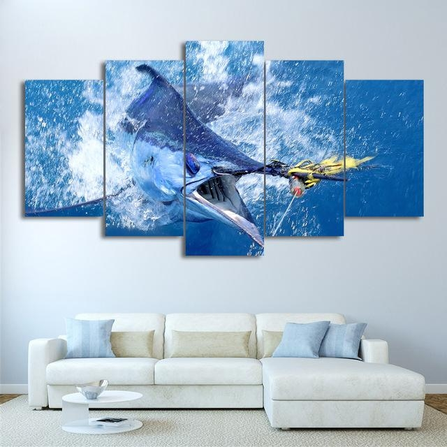 Featured Image of Jump Canvas Wall Art