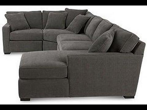 Modular Sectional Sofa – Youtube Regarding Sectional Sofas In Canada (Image 3 of 10)
