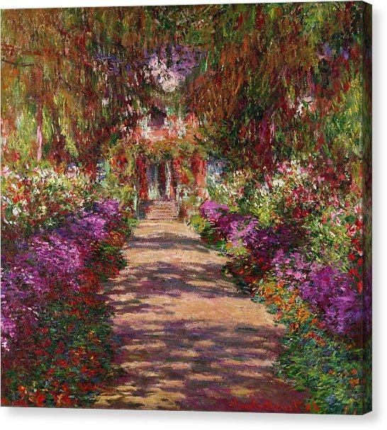 Monet Canvas Prints | Fine Art America For Monet Canvas Wall Art (Image 11 of 20)