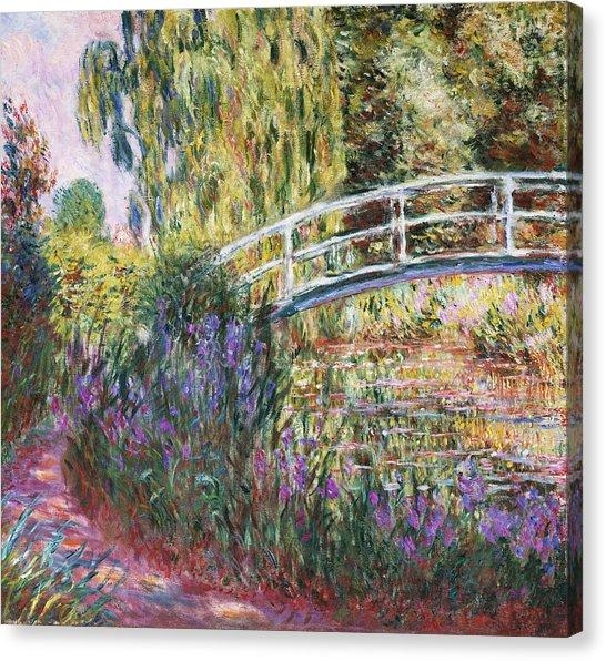Monet Canvas Prints | Fine Art America Inside Monet Canvas Wall Art (Image 12 of 20)