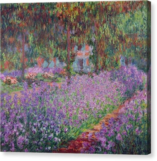 Monet Canvas Prints | Fine Art America Throughout Monet Canvas Wall Art (Image 13 of 20)