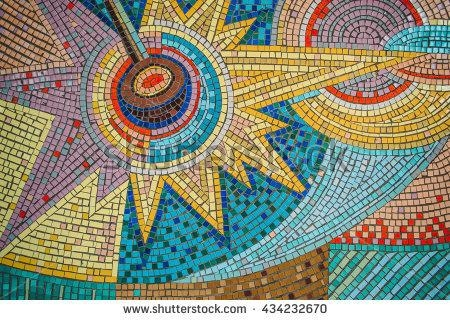 Mosaic Stock Images, Royalty Free Images & Vectors | Shutterstock With Regard To Abstract Mosaic Wall Art (View 11 of 20)