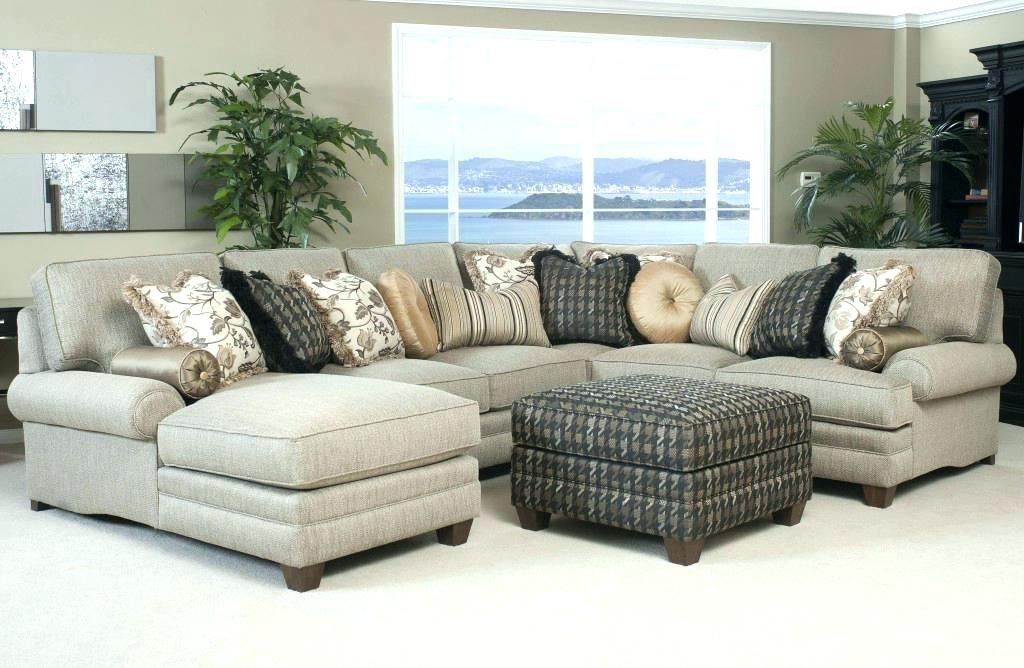 Most Comfortable Sofa Comfortable Sectional Sofa Large Comfy In Large Comfortable Sectional Sofas (Image 8 of 10)