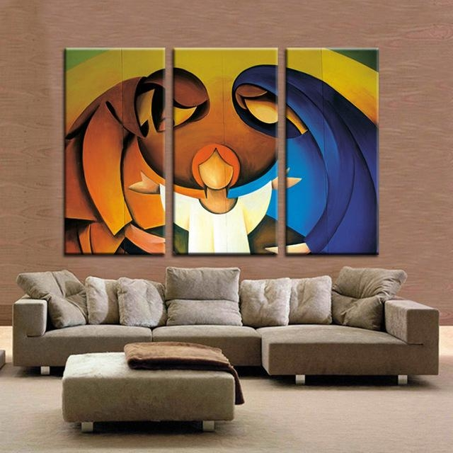 Featured Image of Jesus Canvas Wall Art