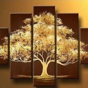 Multiple Canvas Wall Art Trees – Google Search … | Pinteres… Intended For Canvas Wall Art Of Trees (Image 9 of 20)