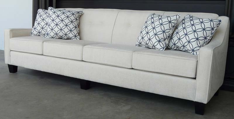 Natalie 4 Seater Sofa No Base For 4 Seat Sofas (Image 7 of 10)