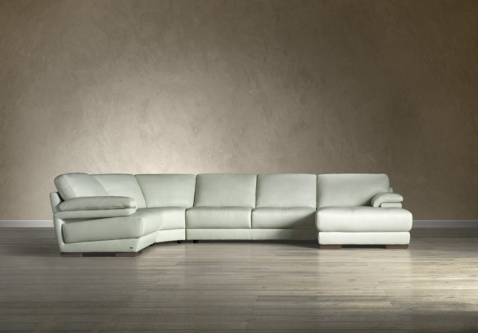 Natuzzi B 504 Leather Sectional – Italmoda Furniture Store Inside Natuzzi Sectional Sofas (Image 4 of 10)