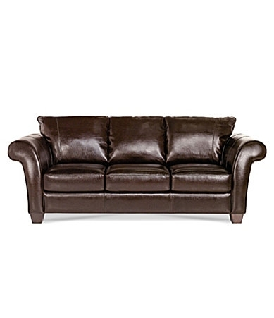 Natuzzi Bari Leather Sofa, Dillards | Living Room | Pinterest Intended For Dillards Sectional Sofas (Image 10 of 10)