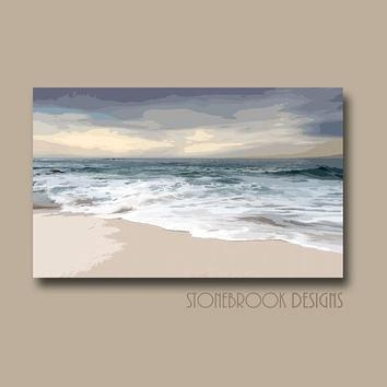 Featured Image of Abstract Nautical Wall Art