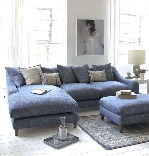 Navy Blue Sofas Couch Huge Extra Large Oversized Sofa Living Room For Blue Sofa Chairs (Image 8 of 10)