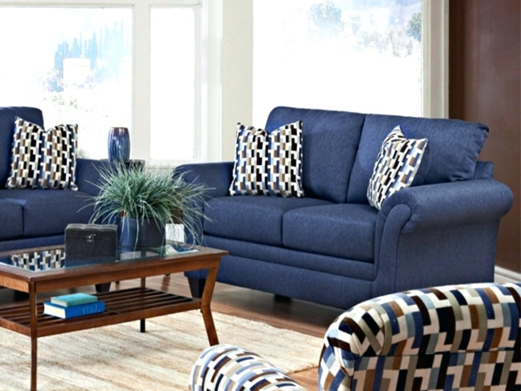 Navy Living Room Furniture Blue Accent Chairs For Living Room Lovely For Blue Sofa Chairs (Image 9 of 10)