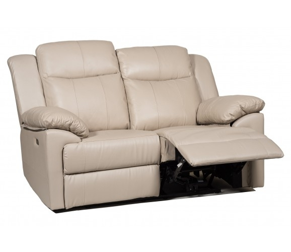 New 2 Seater Electric Recliner Leather Sofa 22 For Your Office Sofa For 2 Seater Recliner Leather Sofas (View 7 of 10)