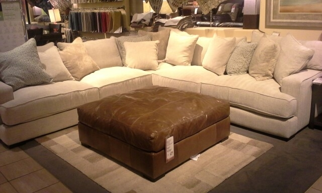 New At Mathis Brothers, Matthew 3 Piece Sectional (Image 7 of 10)
