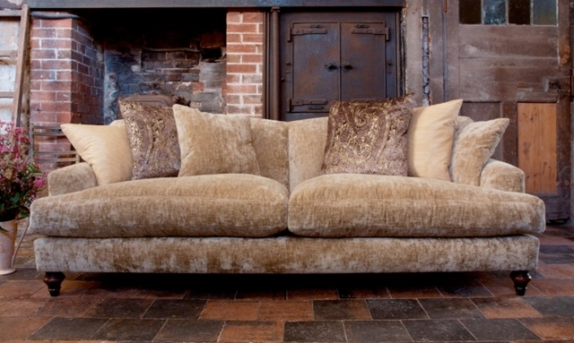 New Galloway Sofa Range | Darlings Of Chelsea Interior Design Blog Pertaining To Extra Large Sofas (View 10 of 10)
