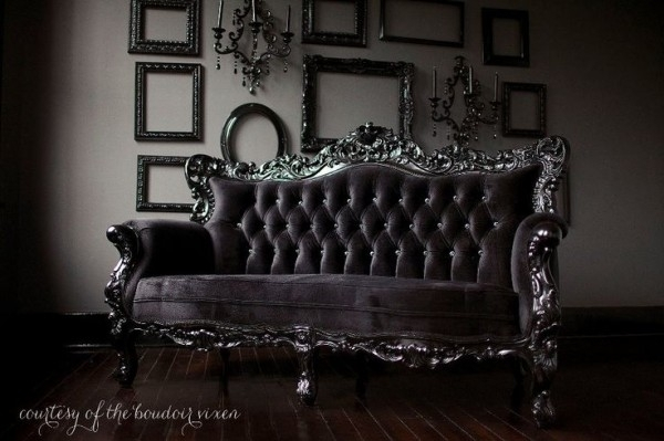 New Gothic Couch 94 In Sofas And Couches Ideas With Gothic Couch Within Gothic Sofas (Image 7 of 10)