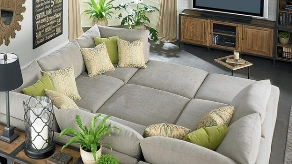 New Living Rooms Deep Seated Couch Deep Cushion Sofa Giant Couches With Deep Cushion Sofas (Photo 7 of 10)