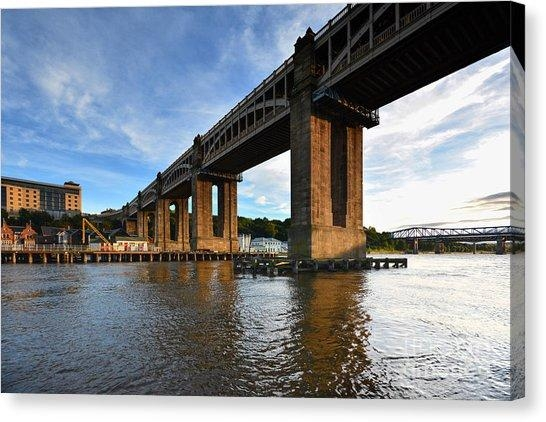 Newcastle Upon Tyne Canvas Prints | Fine Art America In Newcastle Canvas Wall Art (Image 10 of 20)