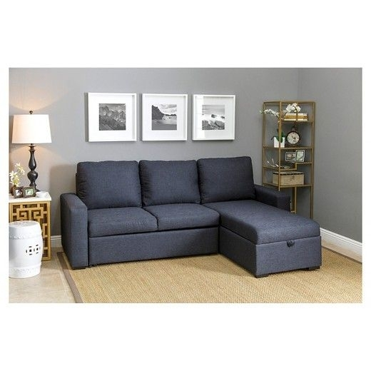 Newport Sofa And Chaise Sectional – Gray – Abbyson Living | Newport Regarding Gardiners Sectional Sofas (Photo 6 of 10)
