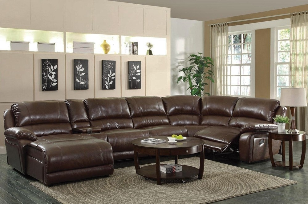 Featured Image of Reclining U Shaped Sectionals